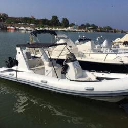 rimessaggio barche catamarine