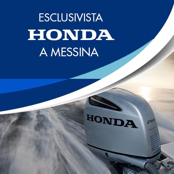 Esclusivista Honda a Messina