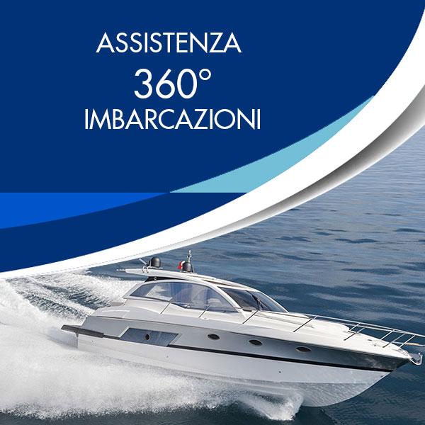 Assistenza 360° Imbarcazioni